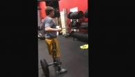 Amputee Challenged Athlete CrossFit Workout