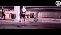 Athlet This is CrossFit - Motivation