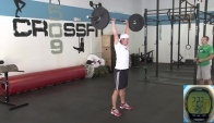 Beginner Crossfit Workout with Dave Erickson