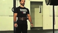 Ben Smith and Rich Froning wearing Goat Tape