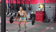 BossFit Jackie Perez Open Workout Highlights