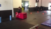 Boulder Mountain CrossFit Kids Obstacle Course