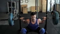 Bring Sally Up Rich Froning Squat Challenge