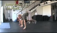 Burpee Demo - Crossfit workouts