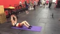 Burpee Push-up Jumping-Jack Sit-up Handstand walk