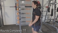 Calibre Fitness- Crossfit Workout