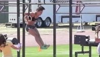 Camille LeBLANC Bazinet Crossfit Motivation