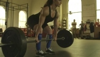 Camille Leblanc-Tempe Az March - CrossFit