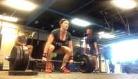 Clean and Jerk Pr - Talayna Fortunato