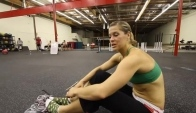 CrossFit - Boob Knee and Sacrifice with Rebecca Voigt