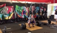CrossFit - Clean and Jerk Pr