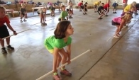 CrossFit - Cowboy CrossFit Kids Camp Deadlifts