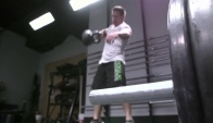CrossFit - Dan Bailey Visits CrossFit