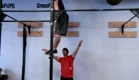 CrossFit - Efficiency Tips Muscle-ups with Chris Spealler