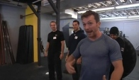 CrossFit - Grip Test with James Hobart Austin Malleolo