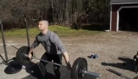 CrossFit - Hang Power Snatch with Hobart and Malleolo Wod