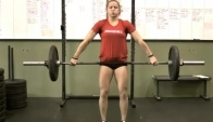 CrossFit - Hang Power Snatch with Kinney Wod