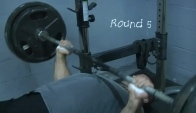 CrossFit - Heavy Bench Heavy Lunge