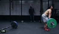 CrossFit - Josh Bridges on the Games Chipper Event