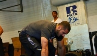 CrossFit - Khalipa's History with the Squat Clean Thruster