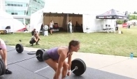 CrossFit - Lauren Plumey's Missed Thruster