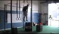 CrossFit - Muscle-ups for Time by Graham Holmberg