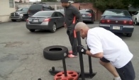 CrossFit - Post-Workout Team Challenge with Neal Maddox