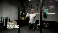CrossFit - Press Workout with Rob Orlando