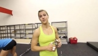CrossFit - Rope Climb Advice with Rebecca Voigt