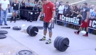 CrossFit - Setting Records in Big Sky Froning and Bailey