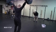 CrossFit - Snatch Workout with Mikko Salo and Graham Holmberg