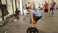 CrossFit - Talking PRs with Rich Froning Jr and Chris Spealler