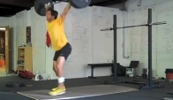 CrossFit - Wod Demo with Aja Barto and Jared Davis