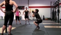 CrossFit - Wod Demo with CrossFit