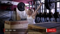 CrossFit - Wod Demo with Jenn Jones and Gretchen Kittelberger