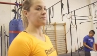 CrossFit - Wod Demo with Kris Clever and Becca Voigt