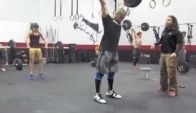 CrossFit - Wod Demo with Malleolo and Leblanc