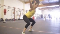 CrossFit - Wod Demo with Rebecca Voigt and Kristan Clever
