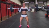 CrossFit Christy Phillips Adkins Airrosti Advocate