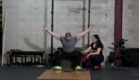 CrossFit Ecf Yoga Mobility warmup