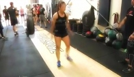CrossFit Female Fitness