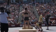 CrossFit Games - Just You and the Workout Julie Foucher