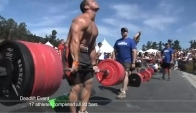CrossFit Games - Mikko Salo and the Chipper