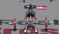 CrossFit Games - No Getting Comfortable Christy Phillips
