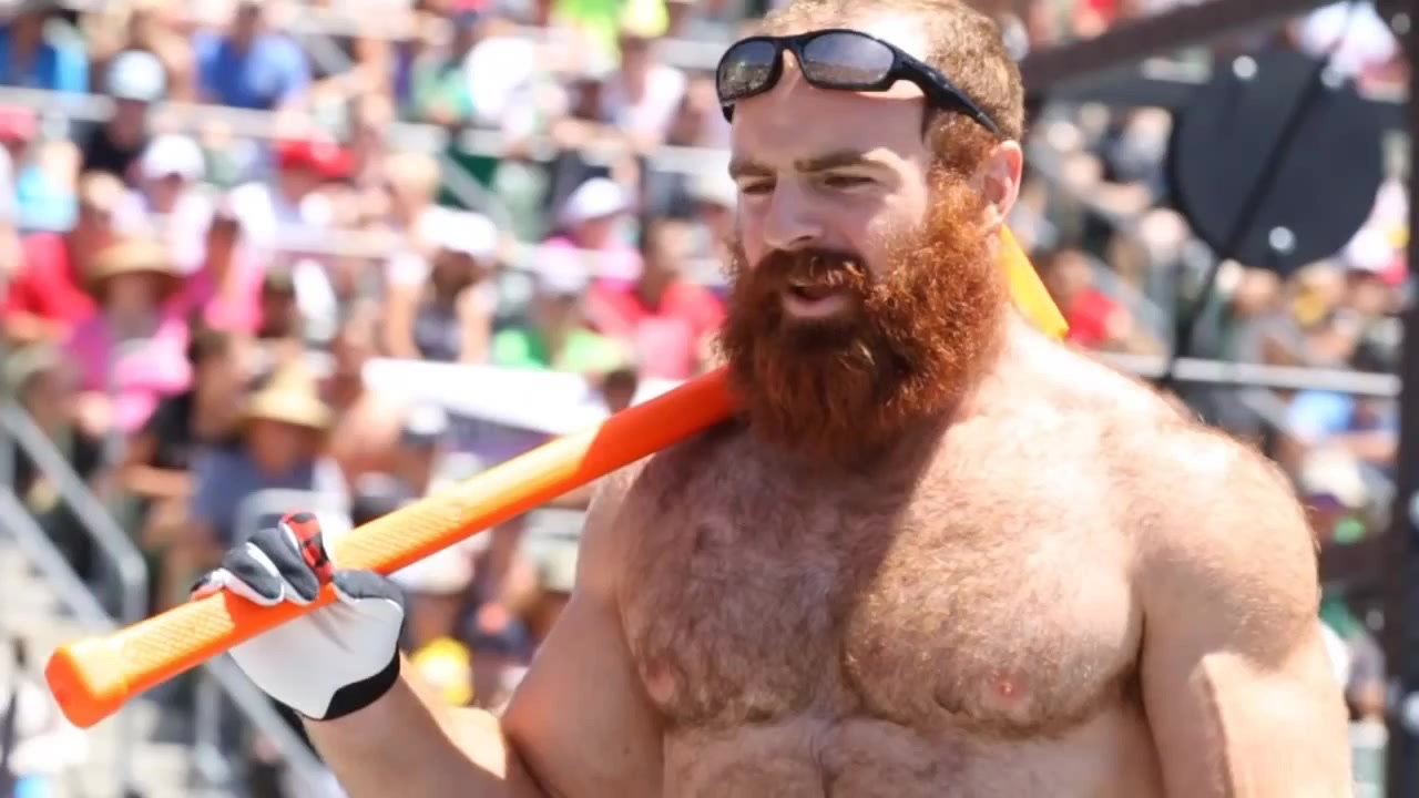 crossfit games the man behind the beard lucas parker
