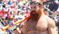 CrossFit Games - The Man Behind the Beard Lucas Parker