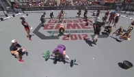 CrossFit Games - Women Final Isabel Heat and
