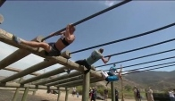 CrossFit Games - Womens Obstacle Course