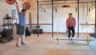 CrossFit Games - Workout