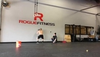 CrossFit Games - Workout video demo with Graham Holmberg